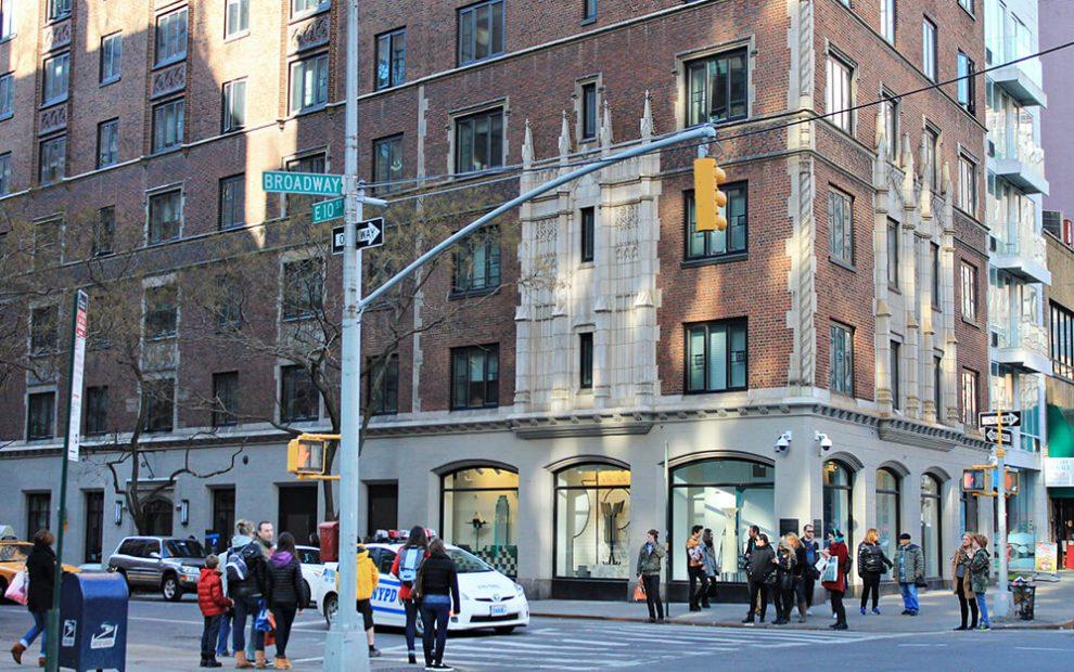 Cosa vedere sulla Broadway: dalla NYU al Flatiron Building