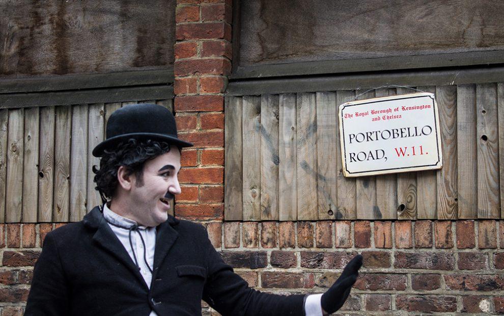 Visitare Portobello a Londra