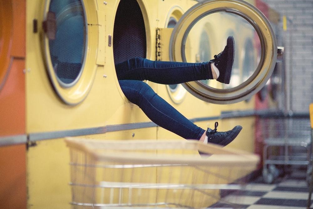 viaggiare leggeri lavatrice