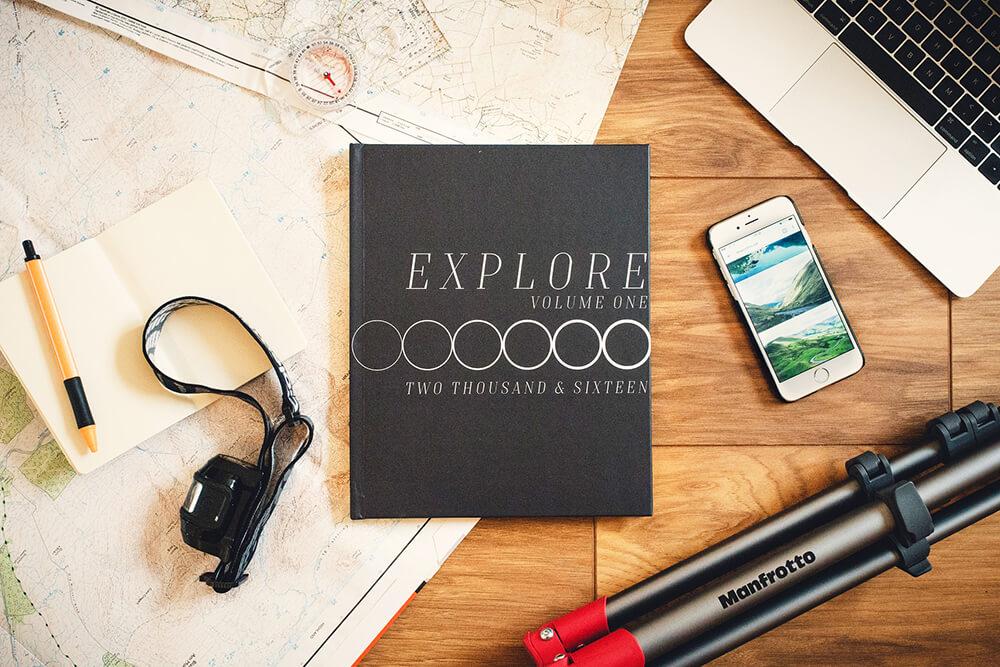Come creare le mappe per un travel blog