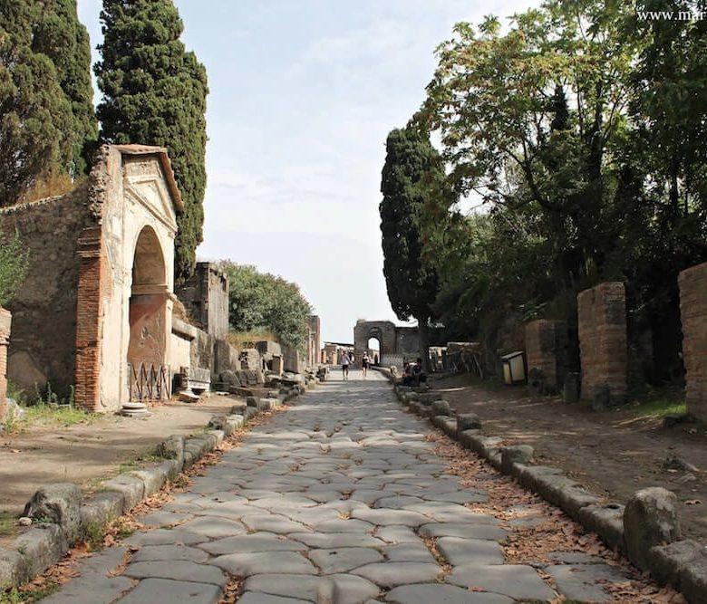 Visitare scavi Pompei consigli
