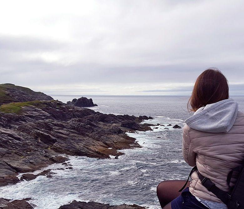 Valigia viaggio in Irlanda