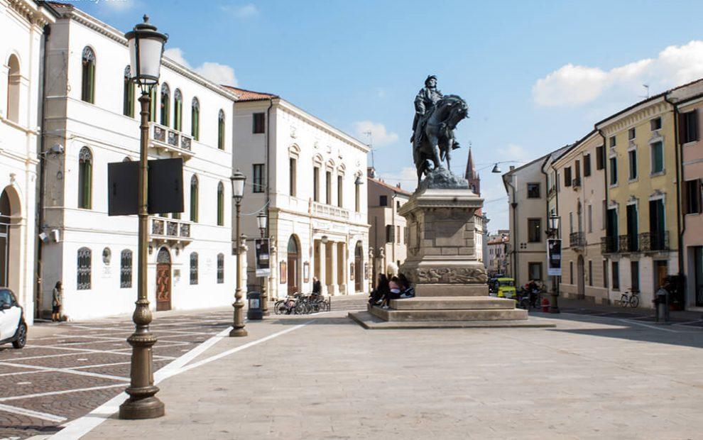 Cosa vedere a Rovigo - Piazza Garibaldi