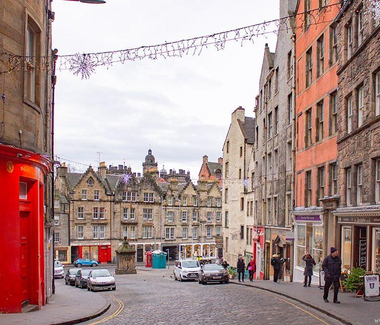 Edimburgo Harry Potter