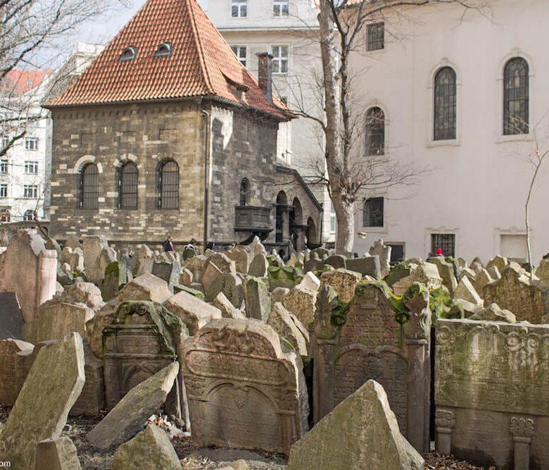 Quartiere ebraico di Praga Josefov