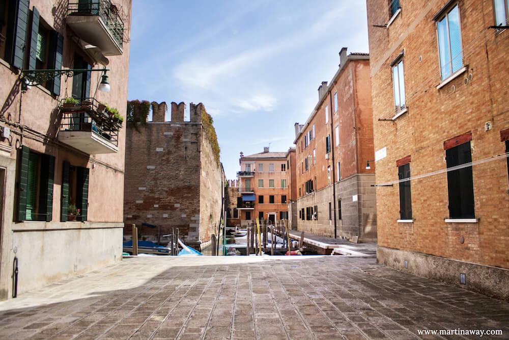 sestiere Castello di Venezia