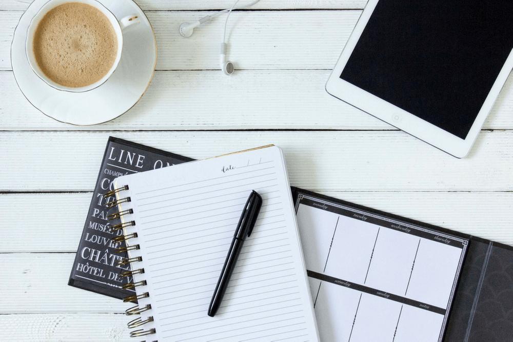 Creare un piano editoriale per superare il blocco dello scrittore