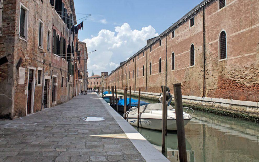 leggende sestiere Castello Venezia