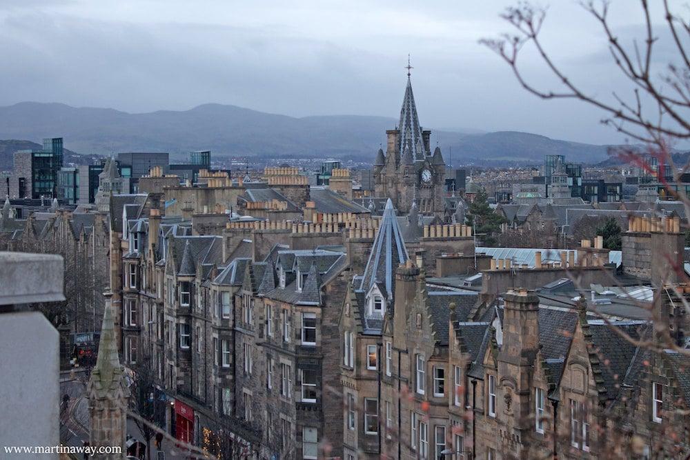 Leggende di Edimburgo