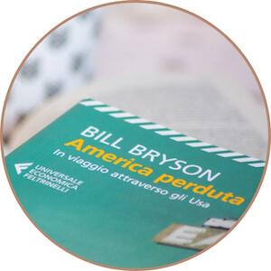 America Perduta di Bill Bryson