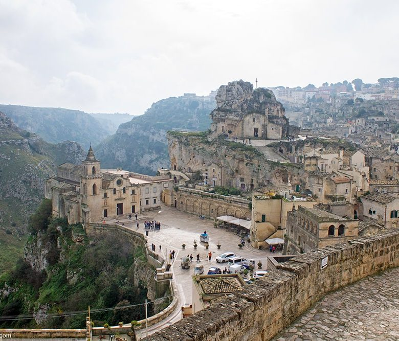 Belvedere di Matera