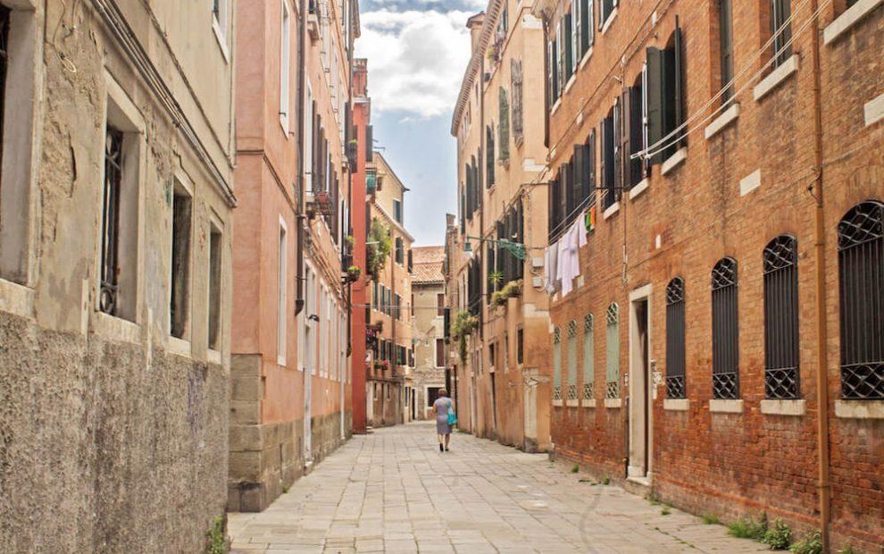 curiosità sestiere Santa Croce