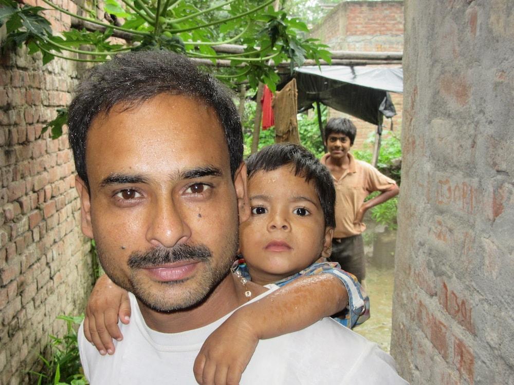 Nella campagna del Bihar, Forme dell'India