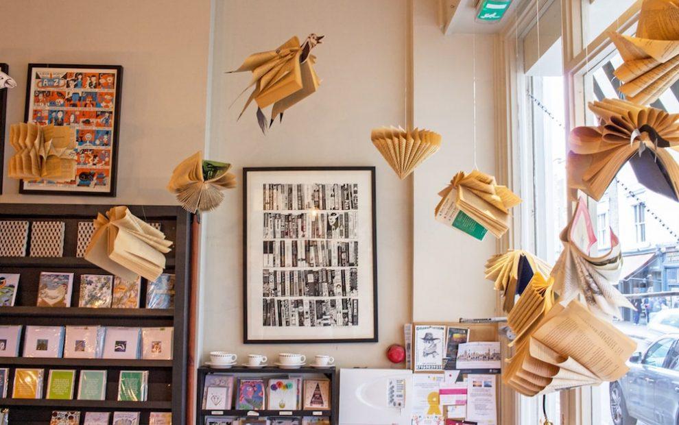 librerie a Londra