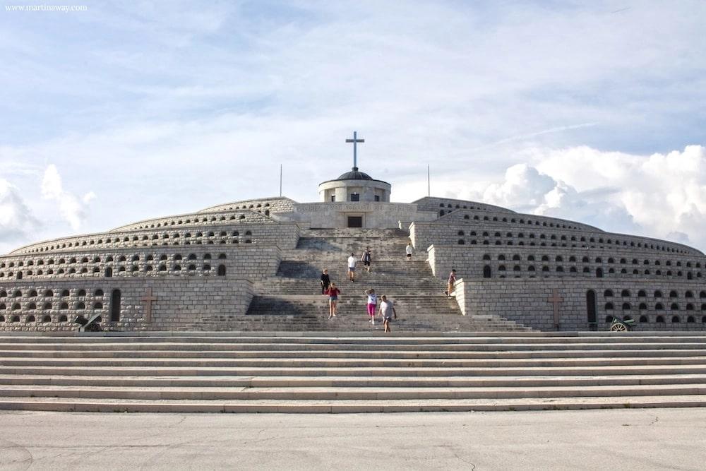 Monte Grappa Sacrario