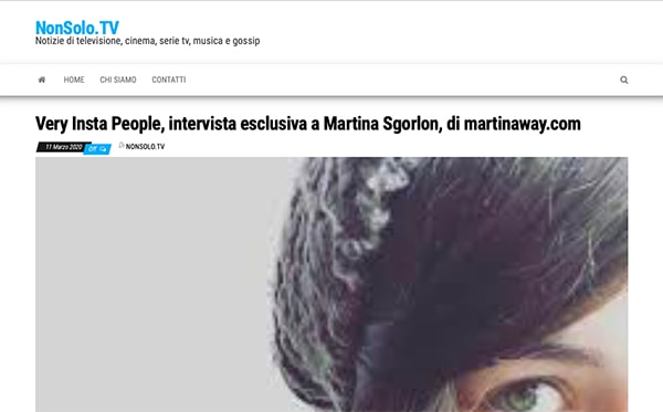 intervista Martinaway