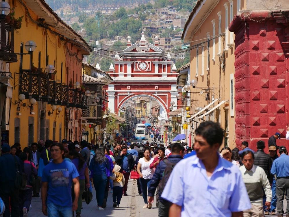 Ayacucho Perù