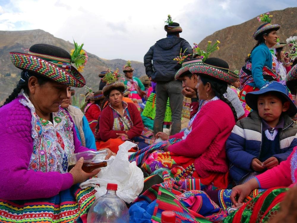 Sarhua Perù