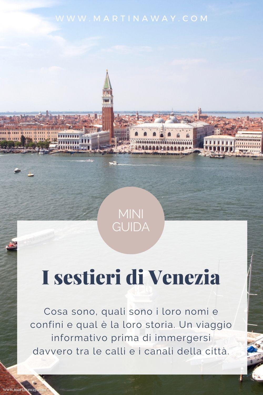 sestieri di Venezia