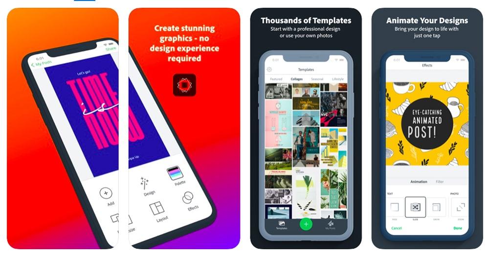 Progettazione grafica su cellulari -Progettazione grafica
