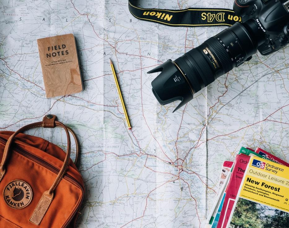 creare itinerario di viaggio