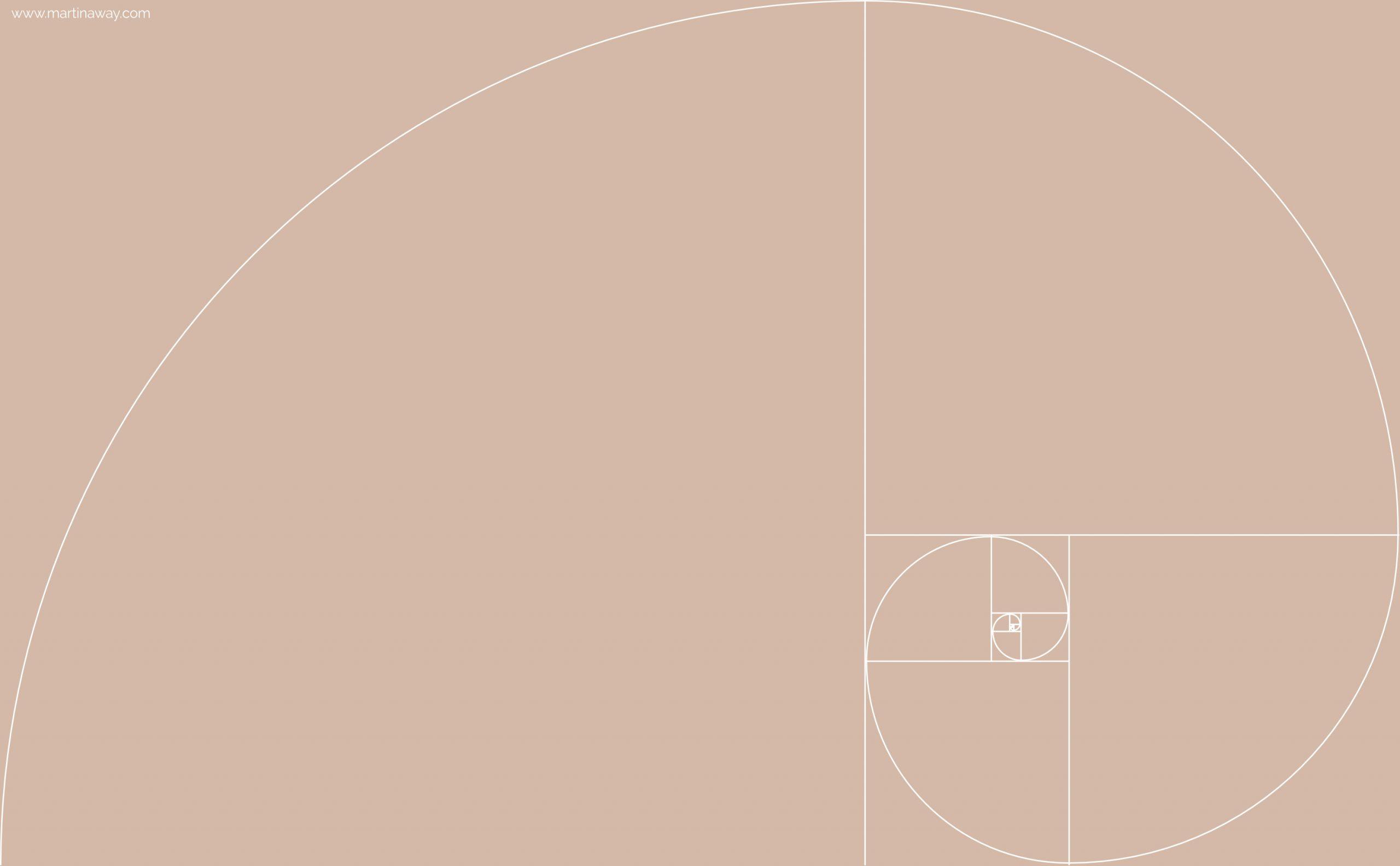 Composizione fotografica - Spirale aurea