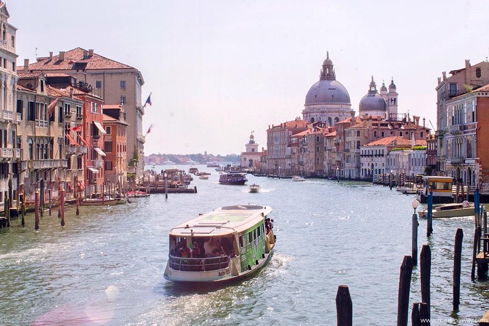 Muoversi a Venezia