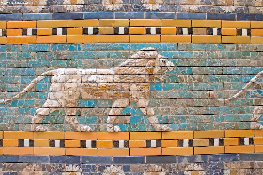 Pergamonmuseum Berlino