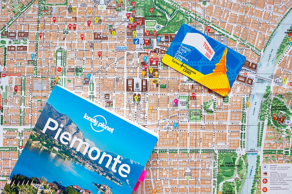 Torino Piemonte Card