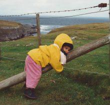 Martina in Scozia 1993